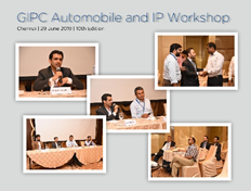 GIPC Automobile and IP Workshop, 10th Edition