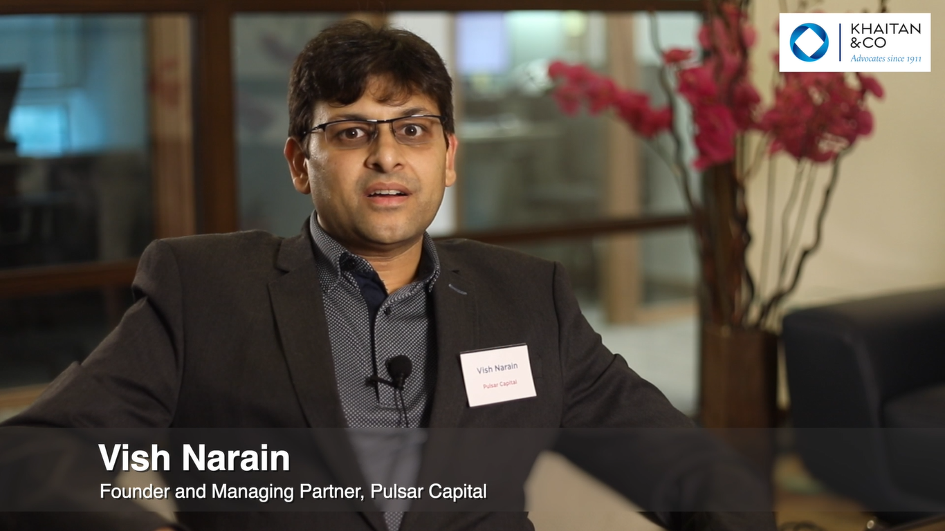 Pulsar Capital's Vish Narain shares his views