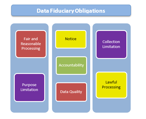 Data Fiduciary Obligations